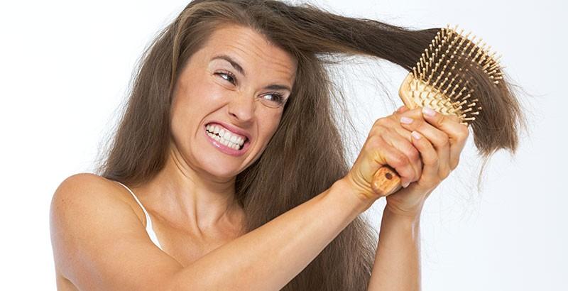 pelo mujer