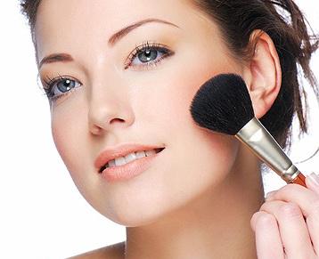 maquillar cara